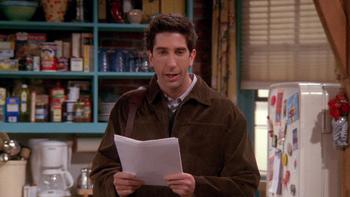 Episodio 18 (TTemporada 6) de Friends