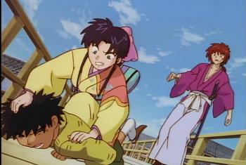 Episodio 2 (TParte 1) de Rurouni Kenshin