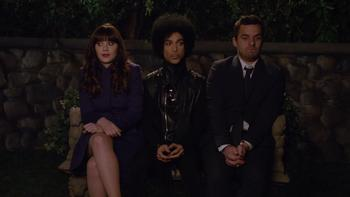Episodio 14 (TTemporada 3) de New Girl