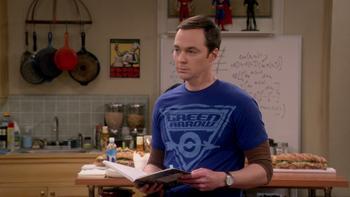 Episodio 21 (TThe Big Bang Theory: Temporada 9) de The Big Bang Theory
