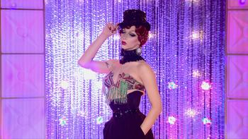 Episodio 12 (TTemporada 7) de RuPaul's Drag Race
