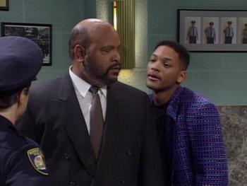 Episodio 7 (TTemporada 3) de The Fresh Prince of Bel-Air