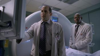 Episodio 20 (TTemporada 7) de Dr. House