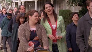 Episodio 18 (TTemporada 5) de Gilmore Girls