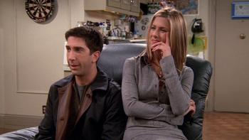Episodio 4 (TTemporada 8) de Friends