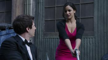 Episodio 17 (TTemporada 2) de Brooklyn Nine-Nine