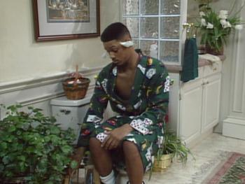 Episodio 22 (TTemporada 2) de The Fresh Prince of Bel-Air