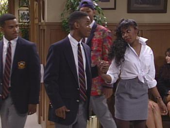 Episodio 3 (TTemporada 3) de The Fresh Prince of Bel-Air