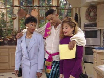 Episodio 14 (TTemporada 2) de The Fresh Prince of Bel-Air
