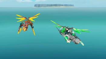 Episodio 2 (TTemporada 1) de LEGO Bionicle: The Journey to One
