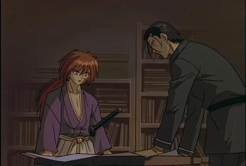 Episodio 18 (TParte 2) de Rurouni Kenshin