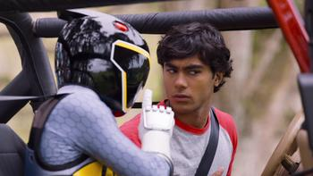 Episodio 8 (TTemporada 1) de Power Rangers Dino Charge