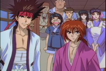 Episodio 34 (TParte 2) de Rurouni Kenshin