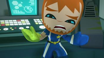Episodio 23 (TTemporada 1) de Mutant Busters