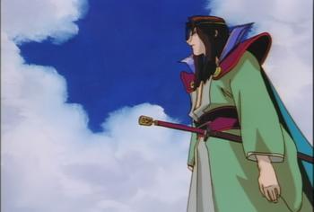 Episodio 9 (TRurouni Kenshin Parte 3) de Rurouni Kenshin