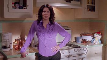 Episodio 12 (TTemporada 2) de Gilmore Girls