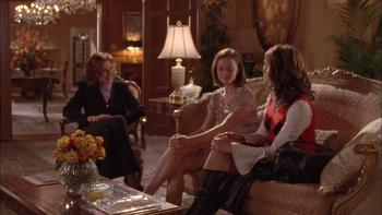 Episodio 5 (TTemporada 4) de Gilmore Girls