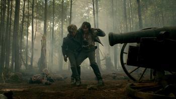 Episodio 10 (TTemporada 7) de The Vampire Diaries