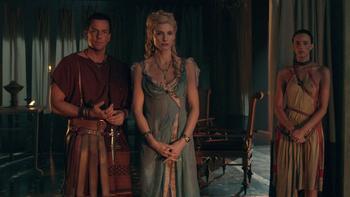 Episodio 2 (TVengeance) de Spartacus