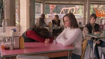 Episodio 9 (TTemporada 4) de Gilmore Girls