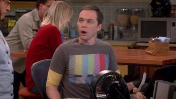 Episodio 20 (TThe Big Bang Theory: Temporada 9) de The Big Bang Theory