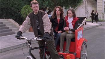 Episodio 17 (TTemporada 4) de Gilmore Girls