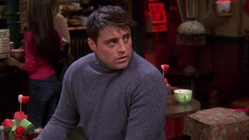 Episodio 16 (TTemporada 8) de Friends
