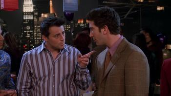 Episodio 20 (TTemporada 9) de Friends