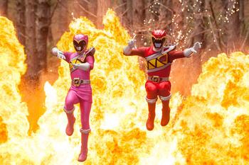 Episodio 1 (TTemporada 1) de Power Rangers Dino Charge