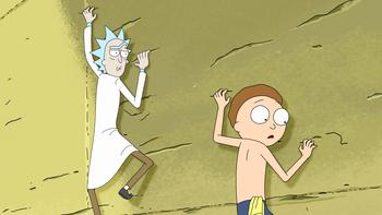 Episodio 5 (TRick and Morty: Temporada 1) de Rick and Morty
