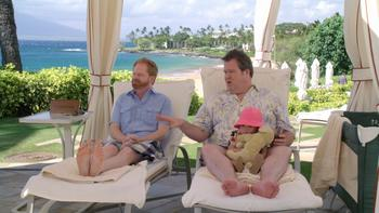 Episodio 23 (T1) de Modern Family