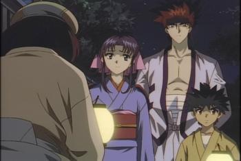 Episodio 15 (TRurouni Kenshin Parte 3) de Rurouni Kenshin