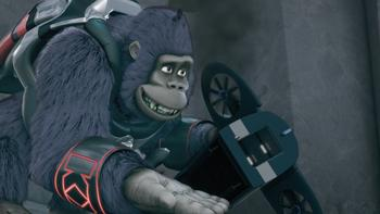 Episodio 5 (TTemporada 1) de Kong: El rey de los monos