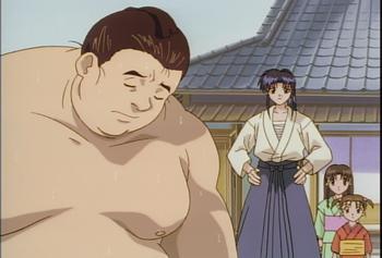 Episodio 13 (TParte 1) de Rurouni Kenshin
