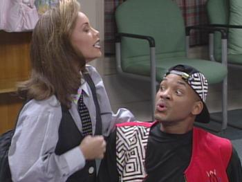 Episodio 11 (TTemporada 3) de The Fresh Prince of Bel-Air