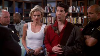 Episodio 7 (TTemporada 7) de Friends