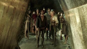 Episodio 7 (TTemporada 2) de Da Vinci's Demons