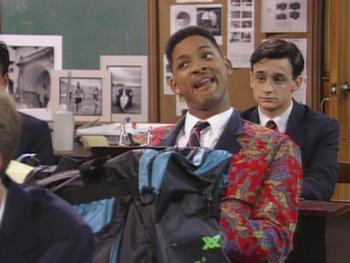 Episodio 20 (TTemporada 2) de The Fresh Prince of Bel-Air