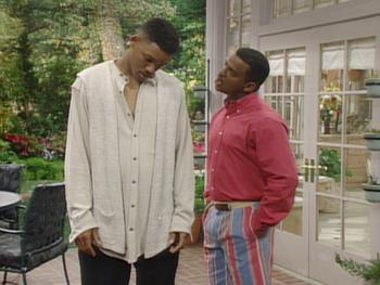 Episodio 22 (TTemporada 4) de The Fresh Prince of Bel-Air