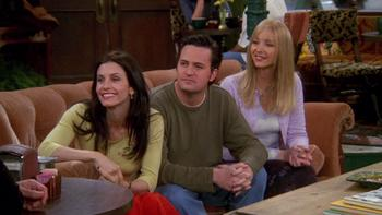 Episodio 21 (TTemporada 6) de Friends