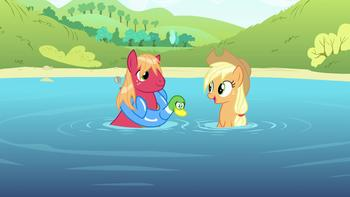 Episodio 21 (TTemporada 4) de My Little Pony: Friendship Is Magic
