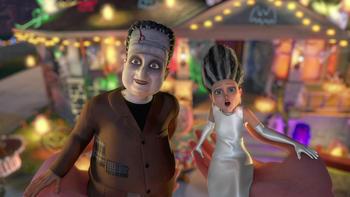 Episodio 1 (TDreamWorks Spooky Stories) de Historias de terror