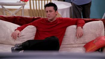Episodio 8 (TTemporada 9) de Friends