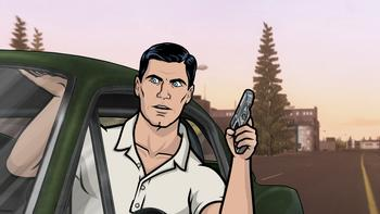 Episodio 8 (TTemporada 6) de Archer