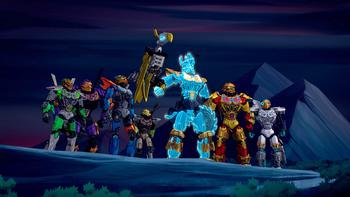 Episodio 2 (TTemporada 2) de LEGO Bionicle: The Journey to One