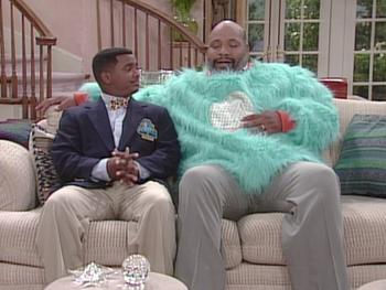 Episodio 6 (TTemporada 5) de The Fresh Prince of Bel-Air