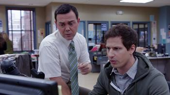 Episodio 14 (TTemporada 1) de Brooklyn Nine-Nine
