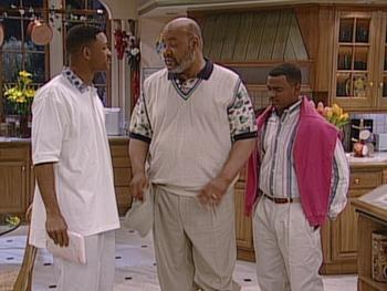 Episodio 21 (TTemporada 6) de The Fresh Prince of Bel-Air