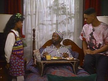 Episodio 10 (TTemporada 1) de The Fresh Prince of Bel-Air