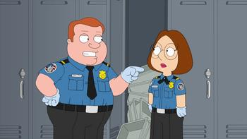 Episodio 14 (TTemporada 13) de Family Guy